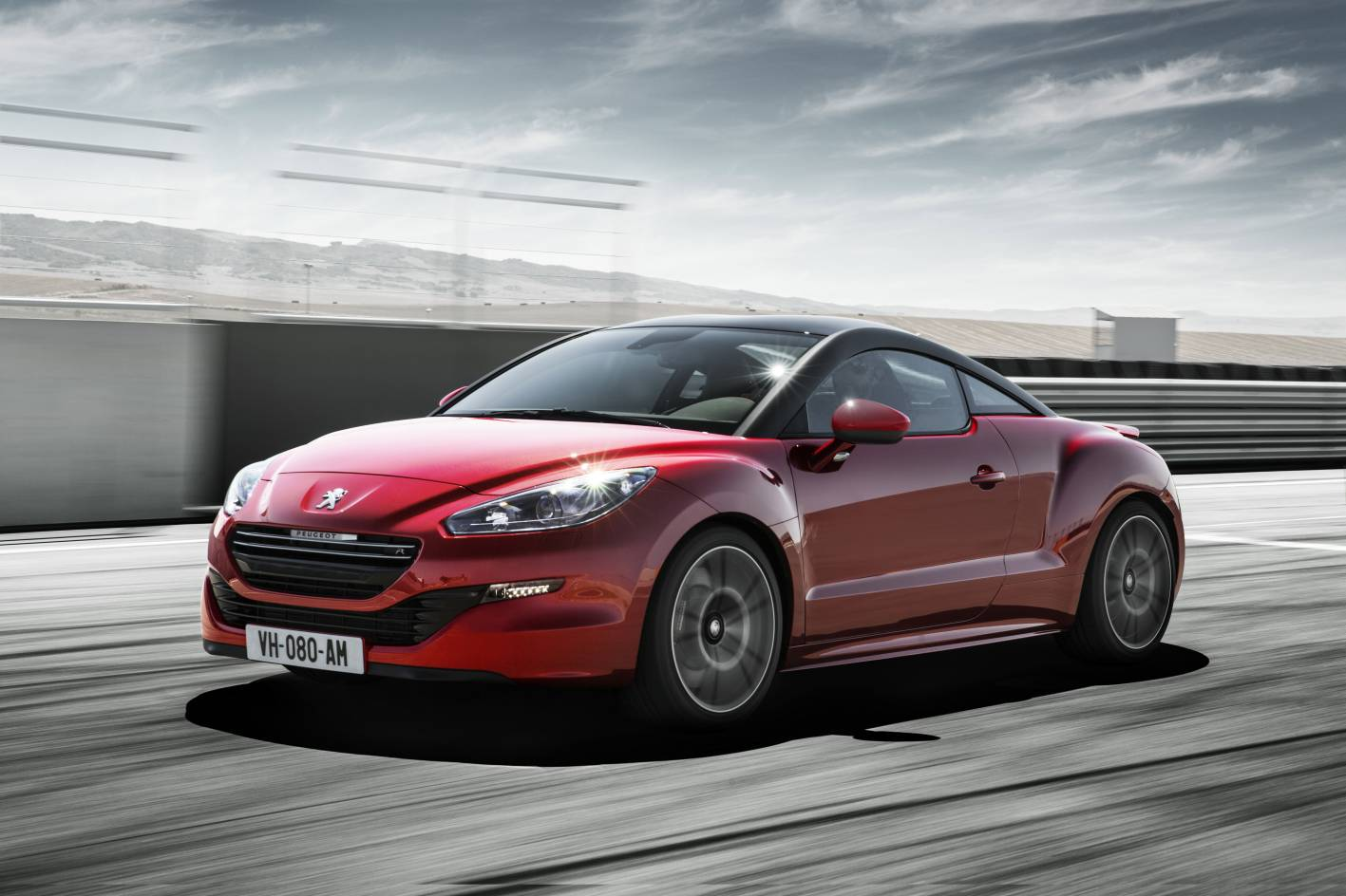 news sporty peugeot rcz r pricing and specs. Black Bedroom Furniture Sets. Home Design Ideas