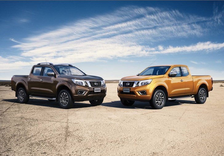 2018 Nissan Frontier King Cab >> News - Mercedes-Benz' First Ute Will Be Based On The All-New Nissan Navara