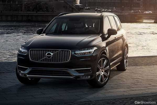 new car launches europe 2014News  Volvo Launches AllNew XC90  CarShowroomcomau