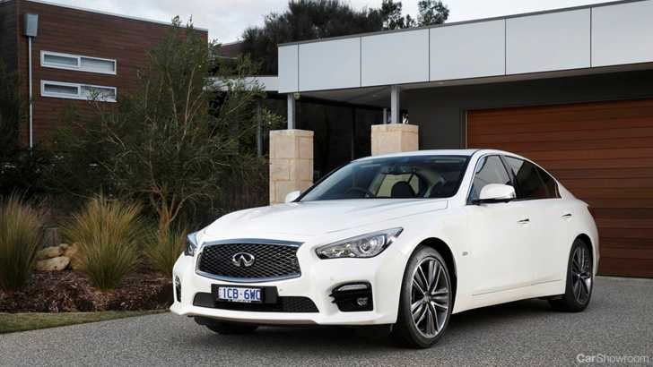 review infiniti q50 review and first drive. Black Bedroom Furniture Sets. Home Design Ideas