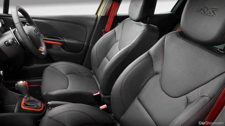 Renault Clio 2014 Interior 2014 Renault Clio 5d Hatchback