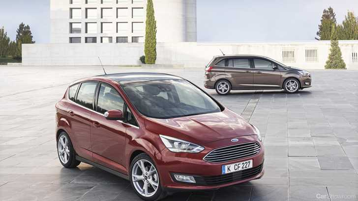 new car launches europe 2014News  AllNew Ford CMAX Launched In EuropeAnd Coming To