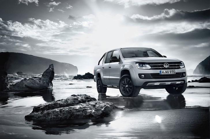 News 2015 Volkswagen Amarok Dark Label Specs