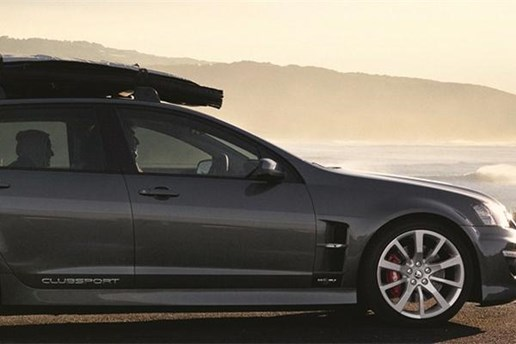 2012 HSV CLUBSPORT 4D WAGON R8 TOURER
